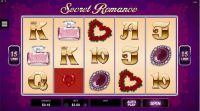 Secret Romance Microgaming Slot Slot Reels