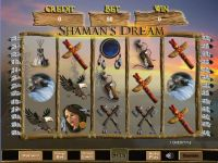 Shaman's Dream Eyecon Slot Slot Reels