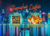Shanghai Lights RTG Slot Info