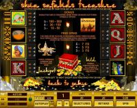 Shia Safavids Treasure Topgame Slot Info