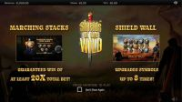 Shields of the Wild NextGen Gaming Slot Info