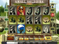 Small Soldiers Saucify Slot Slot Reels
