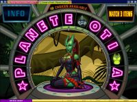 Sneak a Peek - Planet Exotica Microgaming Slot Bonus 1