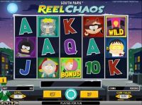 South Park: reel chaos NetEnt Slot Slot Reels