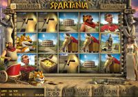 Spartania Sheriff Gaming Slot Slot Reels
