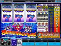 Spectacular Wheel of Wealth Microgaming Slot Slot Reels