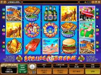 Spring Break Microgaming Slot Slot Reels