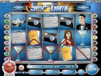 Spy Game Rival Slot Slot Reels