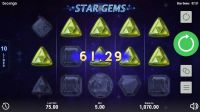 Star Gems Booongo Slot Winning