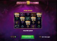 Street Magic Play'n GO Slot Bonus 1
