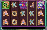 Sugar Skulls Booming Games Slot Slot Reels