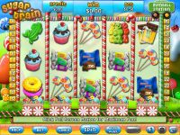Sugar Train Eyecon Slot Slot Reels