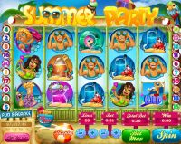 Summer Party Topgame Slot Slot Reels