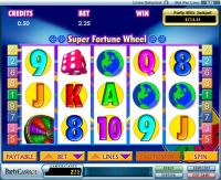 Super Fortune Wheel bwin.party Slot Slot Reels