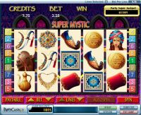 Super Mystic bwin.party Slot Slot Reels