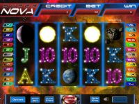 Super Nova Eyecon Slot Slot Reels
