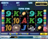 Super Star bwin.party Slot Slot Reels