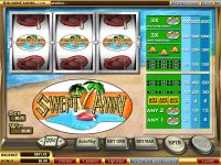 Swept Away WGS Technology Slot Slot Reels