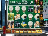 Tails of New York Saucify Slot Slot Reels