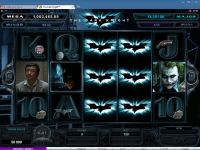 The Dark Knight Microgaming Slot Slot Reels
