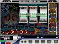 The Gee Gees Microgaming Slot Slot Reels