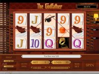The Godfather bwin.party Slot Slot Reels