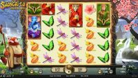 The Legend of Shangri-La NetEnt Slot Slot Reels