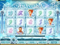 The Lost Princess Anastasia Genesis Slot Slot Reels