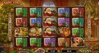 The Nice List RTG Slot Slot Reels