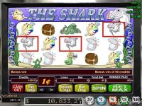 The Shark RTG Slot Slot Reels
