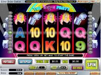 The Vegas Party WGS Technology Slot Slot Reels