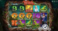 The Witch Booongo Slot Slot Reels