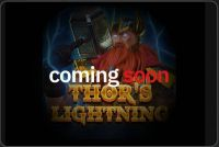 Thor's Lightning Red Tiger Gaming Slot Info