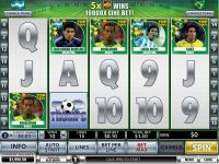 Top Trumps World Football Stars PlayTech Slot Slot Reels