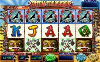 Totem Treasures Inspired Slot Slot Reels
