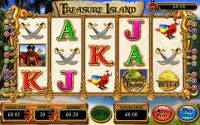 Treasure Island Inspired Slot Slot Reels