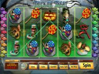 Trick or Treat Saucify Slot Slot Reels