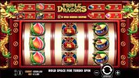 Triple Dragons Pragmatic Play Slot Slot Reels