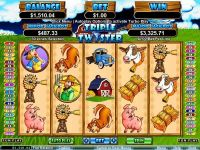 Triple Twister RTG Slot Slot Reels