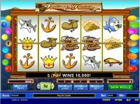 Trolling for Treasures Parlay Slot Slot Reels