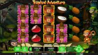 Tropical Adventure StakeLogic Slot Slot Reels