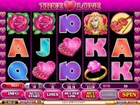 True Love PlayTech Slot Slot Reels