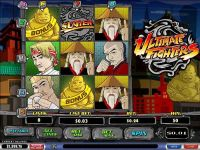 Ultimate Fighters PlayTech Slot Slot Reels