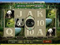 Untamed - Giant Panda Microgaming Slot Slot Reels