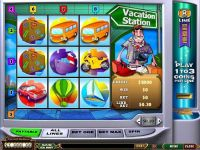 Vacation Station PlayTech Slot Slot Reels
