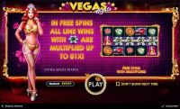 Vegas Nights Pragmatic Play Slot Info