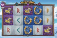 Viking Gods: Thor and Loki Playson Slot Slot Reels