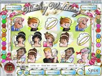 Wacky Wedding Rival Slot Slot Reels