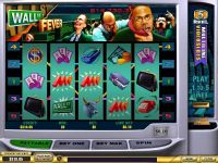 Wall st Fever 5 Line PlayTech Slot Slot Reels