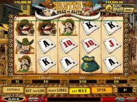 Wanted Dead or Alive PlayTech Slot Slot Reels